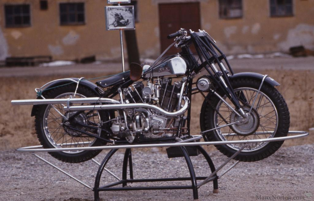 Jap Motorcycles