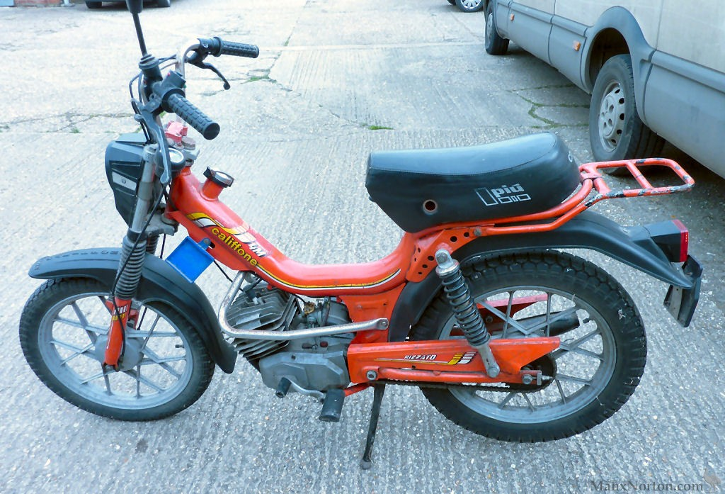 Buying a moped 12