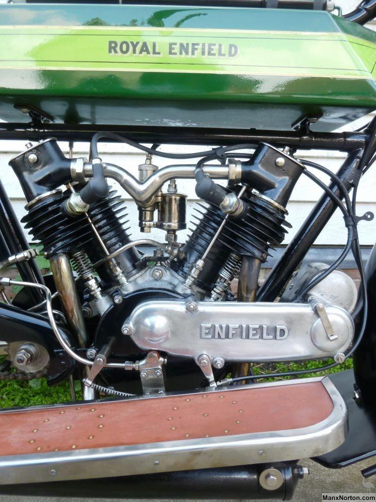 Royal Enfield Motorcycles History
