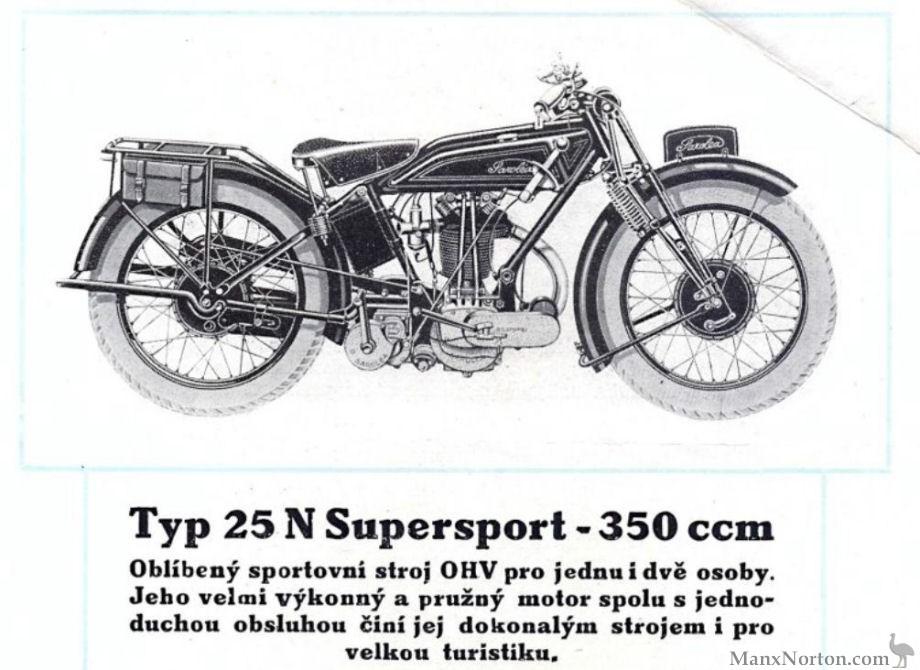 sarolea 1928 25n 350cc supersport