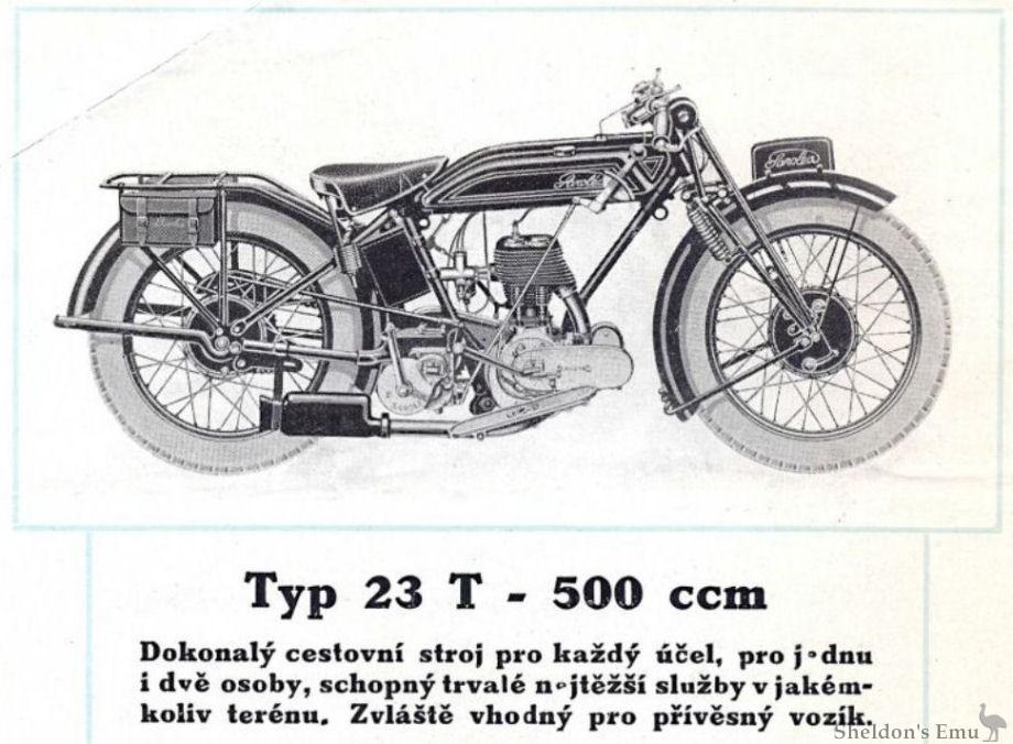 sarolea 1928 500cc type 23t
