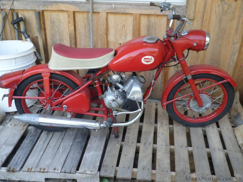 1954 Allstate Scooter Related Keywords & Suggestions - 1954 Allstate on 1954 allstate car, 1954 cushman scooter, 1954 lambretta scooter,
