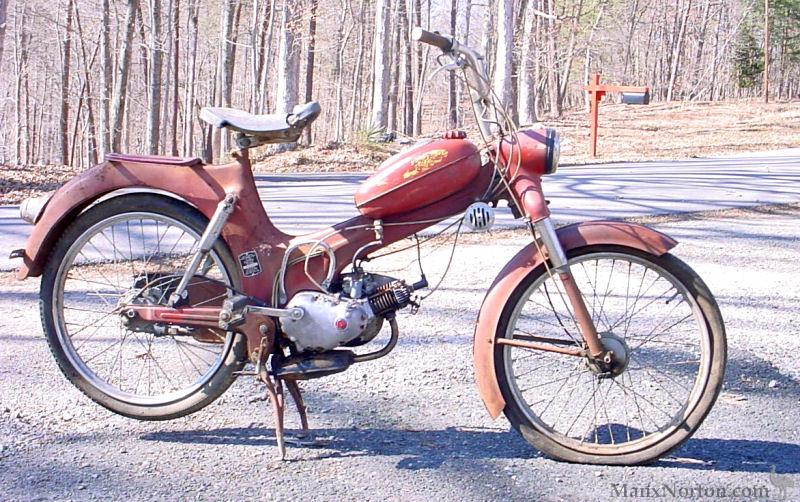 1956 sears allstate puch moped as well sears allstate puch 250 in