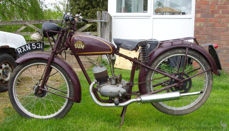 Sun Motorcycles