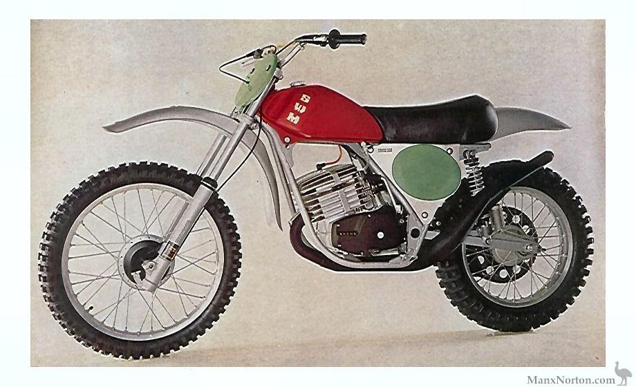 Early Japanese Motocross Bikes - home