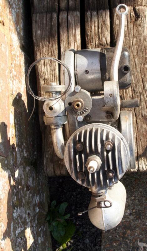 Vap 1944 Cylinder Head