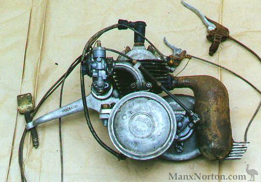 VAP Cyclemotor