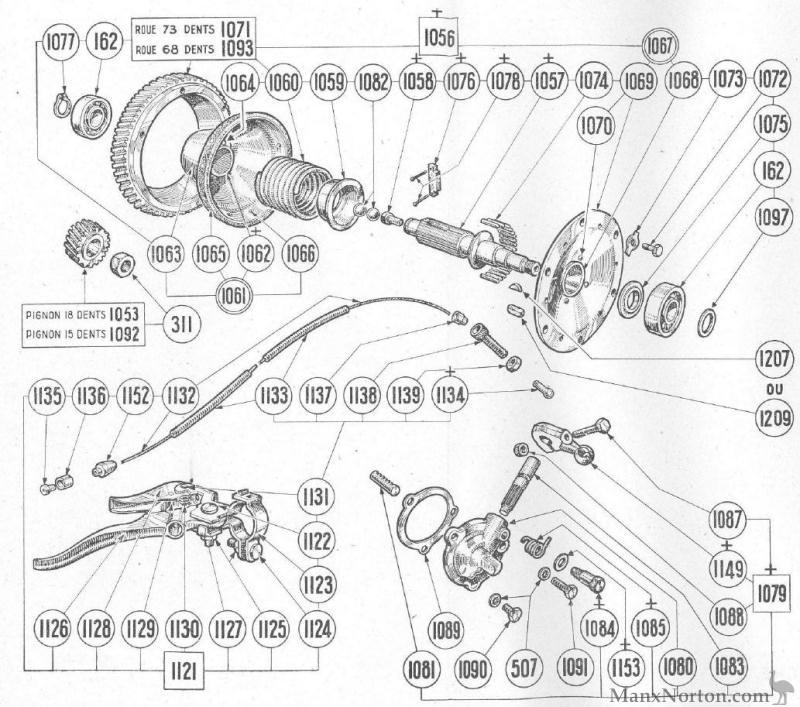vap 4 clutch diagram