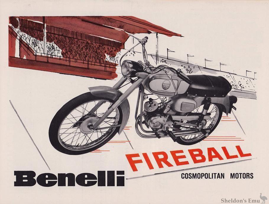 Wards Riverside Benelli Fireball