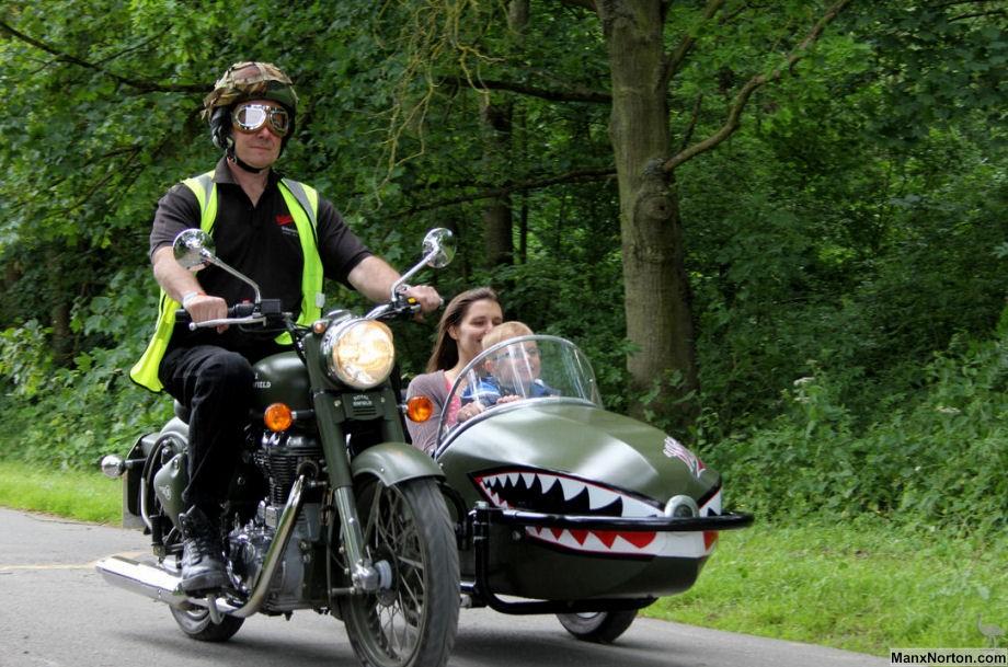 Bonneville And Son >> Royal Enfield Watsonian Sidecar
