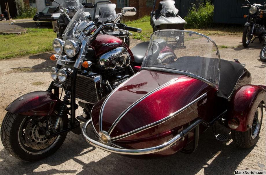 Triumph Rocket Iii Watsonian Sidecar