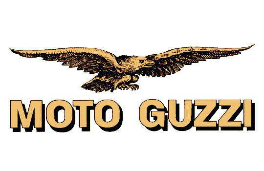 moto guzzi logos