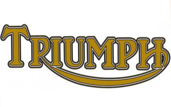 triumph motorcycle logos