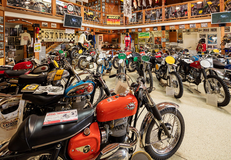 Early Years of Motocross Museum