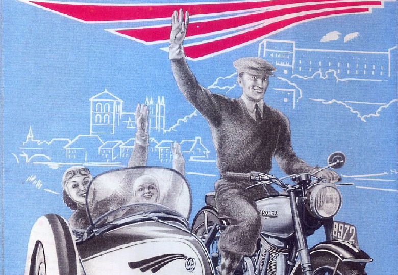Vintage French Motorcycles