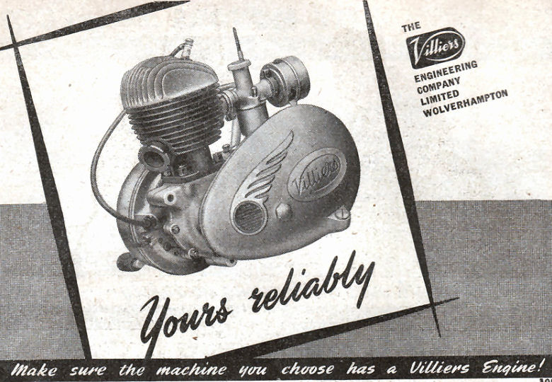 Villiers Motorcycles