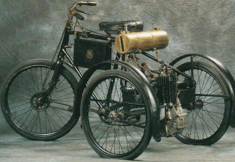 De Dion-Bouton Motorcy...