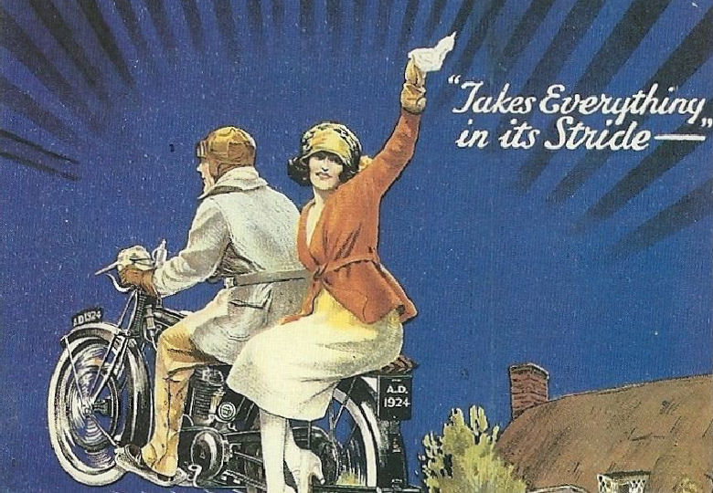 Vintage British Motorcycles