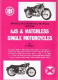 AJS & Matchless Books and Manuals