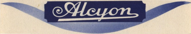 Alcyon Motorcycles
