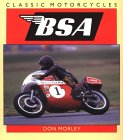 BSA Motorcycle Books