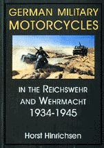 German Motorcycle Books