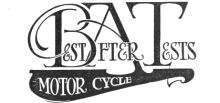 Bat Motorcycle Logo