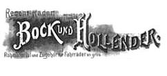 Bock & Hollander Logo
