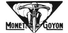 Monet Goyon Motorcycles