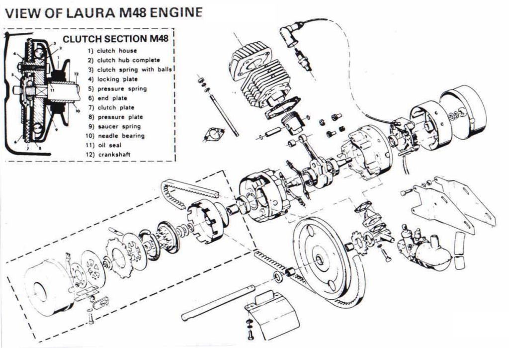 Astounding Batavus Moped Parts Diagrams Wiring Database Gramgelartorg